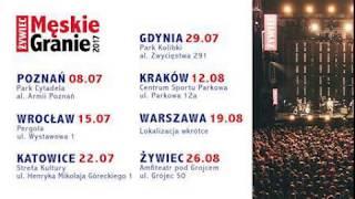 Męskie Granie Orkiestra - Nieboskłon (2017) / Organek, Piotr Rogucki, Monika Brodka