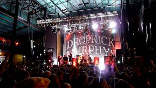 Dropkick Murphys - I'm Shipping Up to Boston - @ Jannus Live St. Pete, FL 03-03-2013