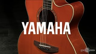 Yamaha CPX600 Electro Acoustic Guitar | Overview