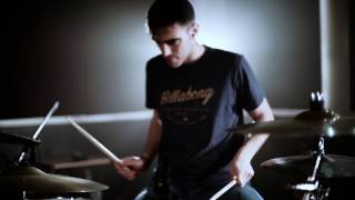 Kaleo - Way Down We Go | Pablo BigBoy Drum Cover