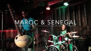 Live Session Bouchaib kaneb & Saliou Cissokho Kora Music