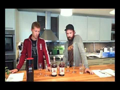 GlenFarclas och In Flames Whisky del 3.wmv