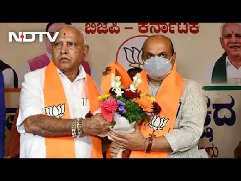 Basavaraj Bommai To Be Sworn-In As Karnataka Chief Minister Today