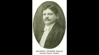"""Isidoro Agnoletto: """"Prendi: l'anel ti dono"""", Favorite 1-35286 del giugno 1909 (?)"""