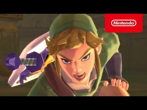 WTFF::: Video: The Legend of Zelda: Skyward Sword HD commercial