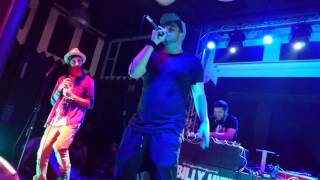 ILLBILLY HITEC feat. Lengualerta feat. Kinetical. El Reggae No Murió. Hilvana. (2016-11-17)
