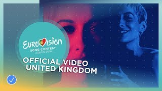 SuRie - Storm - United Kingdom - Official Music Video - Eurovision 2018