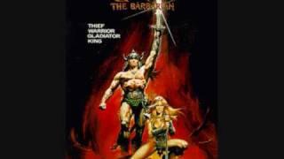 Conan Barbarian - Theme Song