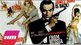 """Desde Rusia con amor, canción hecha para la película """"James Bond 007"""""""