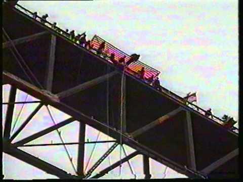 Bungee Jump Bloukrans bridge 216m