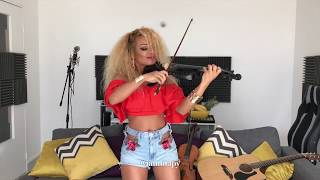 MAPY VIOLINIST  - Wild Thoughts by DJ Khaled ft. Rihanna, Bryson Tiller (VIOLIN COVER)