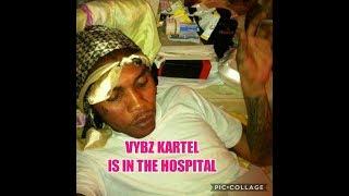 Vybz kartel Transfer To The Hospital For Kidney Infection..[yeti boss tv]
