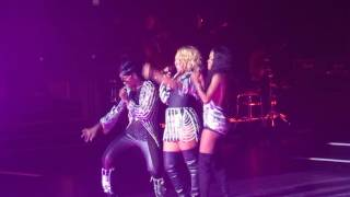 Total performing Live @ Bad Boy Family Reunion Tour