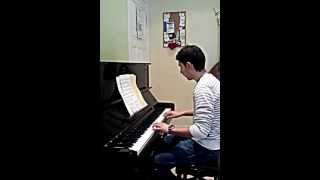 Abdullah Klavier - Yüce Dag basinda Yanar bir Isik