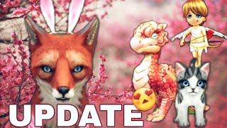WildCraft: Valentine's UPDATE   New mystic Pets / Mystic Skins! [Update 6.0]