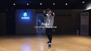 FORCE Class | Chris Brown - Wall To Wall | SOULDANCE 쏘울댄스