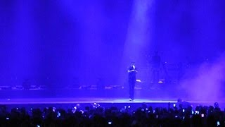 Drake and Partynextdoor perform 'Recognize' at OVO Fest