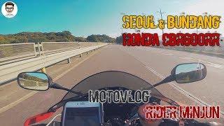 [MOTO VLOG] Rider MinJun HONDA CBR600RR SEOUL & BUNDANG - BIKE RIDING