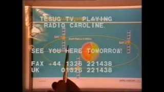 Tesug TV_Test Cards 1995