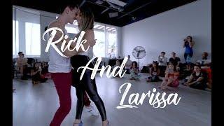 Rick & Larissa Zouk demo IM Zouk - 4K