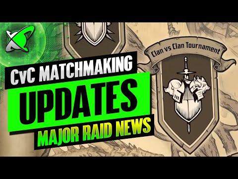 CLAN vs CLAN Matchmaking, Rewards & Tiers Updates !! | Roadmap Update ! | RAID: Shadow Legends