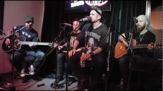 Drowning Pool 37 stitches acoustic session