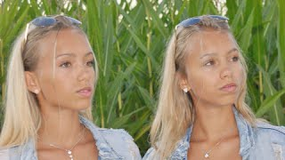 Lisa and Lena - Edson Roberto Official  and-Laura-Try-Not-To-Laugh- kkrs❤Comedy