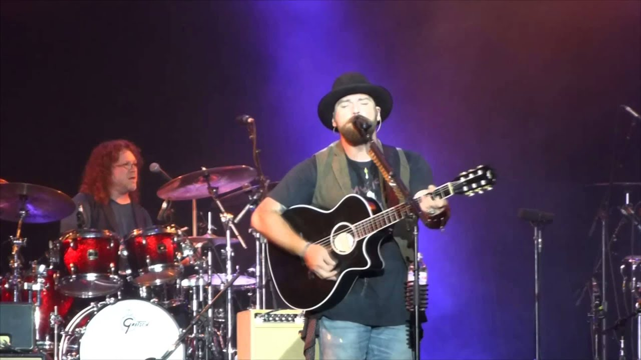 Coast To Coast Zac Brown Band Down The Rabbit Hole Tour Comerica Park