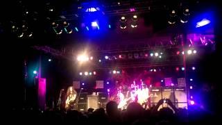 "SLASH ""Out 'Ta Get Me"" Live 7/12/12 Portland,OR."