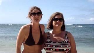 Elizabeth & Kelly say Mahalo!