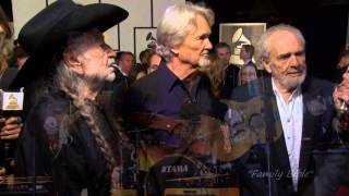 Willie Nelson & Merle Haggard       Family Bible