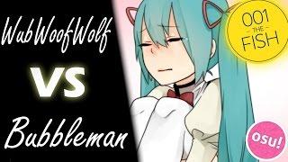 WubWoofWolf vs Bubbleman! // bibuko - Reizouko Mitara Pudding ga Nai (val0108) [Jumpudding!]