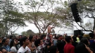 Guanaco - Rock del Lago 2015