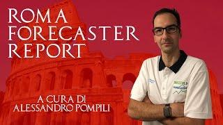 Roma Forecaster Report: nuovo video di presentazione!