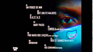 06 - Kibas Flocka - Por Baixo Dos Lençois Feat. Maria Carreira [Kizomba Prod.Dotorado Pro] [2014]