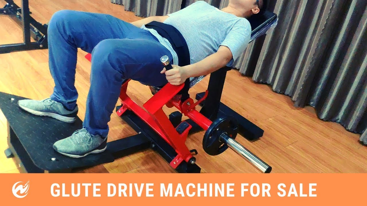 Glute Drive Machine for Sale, Buy Hip Thrust Machine Online