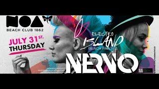 Zrće   NERVO   Noa Beach Club (AFTERMOVIE)  2014