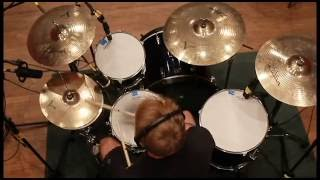 The Killers - Somebody Told Me - Drum Cover by Matt Montgomery