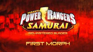 Power Rangers Samurai Remastered Music - 05 First Morph