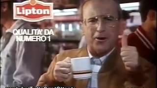 Spot - Tea LIPTON per me Numero 1 !! - 1988 (completo!)