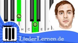 Bosse - Dein Hurra - Klavier lernen - Musiknoten - Akkorde