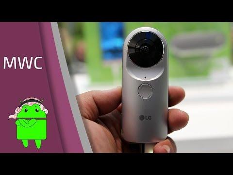 نظره أولى على كاميرة إل جي 360