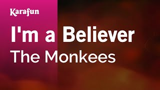 Karaoke I'm A Believer - The Monkees *