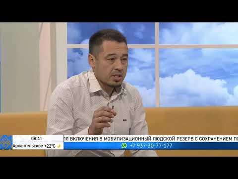 Старший научный сотрудник ИСИ Рафиль Асылгужин в программе «Салям» на БСТ