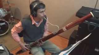 Gavotte - J.S.Bach - Celso Salgado Fagote e Clarinete