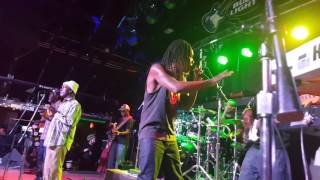 "Culture Featuring Kenyatta Hill 40th Anniversary Tour performing ""Why Am I A Rastaman"""