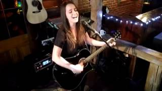 Magic Man - Heart - Live Acoustic Cover By Laura