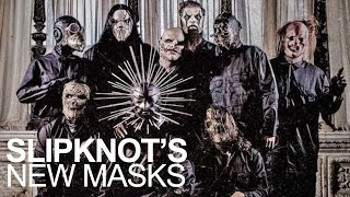 New Slipknot Masks 2014, .5: The Gray Chapter album and 'The Devil in I' review