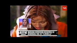 Mariana Derderián Recuerda Floribella