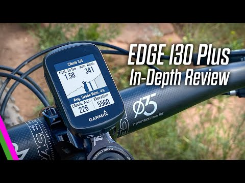 Garmin Edge 130 Plus In-Depth Review // NEW MTB Dynamics, ClimbPro, and more!